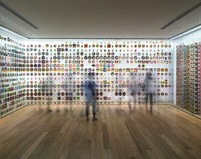 Matthew Pillsbury, 'Cup Noodles Museum, Yokohama (TV14623)', 2014