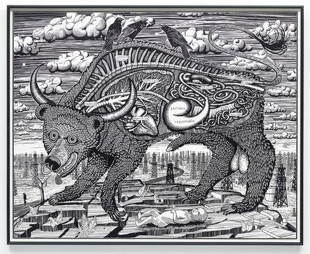 Grayson Perry, 'Animal Spirit (large)', 2016