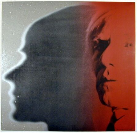 Andy Warhol, 'The Shadow (From Myths Portfolio)', 1981