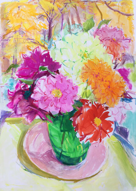 Rita Baragona, 'Fall Blooming', 2018