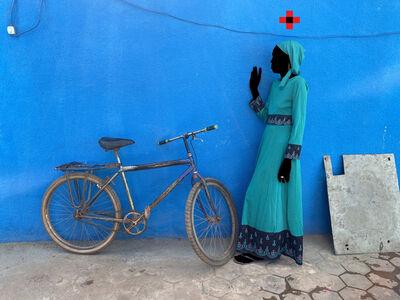 Saidou Dicko, 'Le velo et la robe', 2021