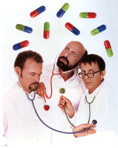General Idea, 'Playing Doctor', 1992