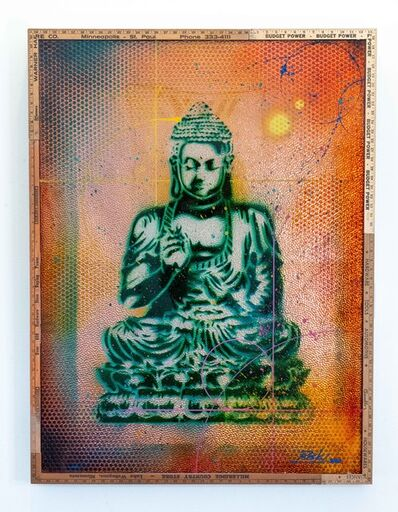 RISK, 'Peaceful Buddha', 2020
