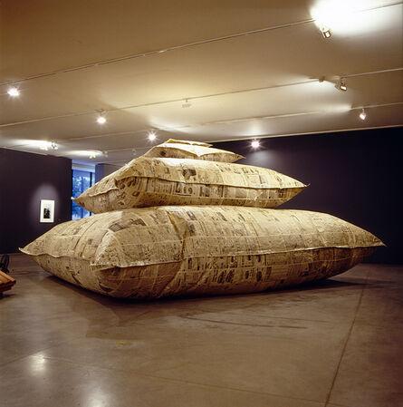 Franklin Cassaro, 'Templo', 2000