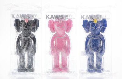 KAWS, 'BFF Companion (set of 3)', 2018
