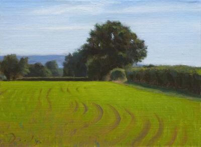 Joseph Q. Daily, 'A Hilltop in Kent', 2006