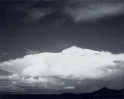 Donald Woodman, 'Cloud 14', 1997