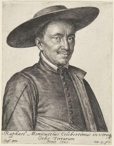 Ottavio Leoni, 'Raffaelo Menicucci', 1625