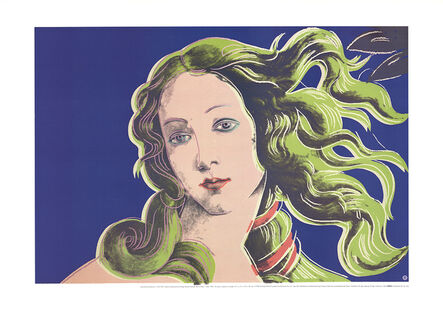 Andy Warhol, 'Birth of Venus-Purple', 1999