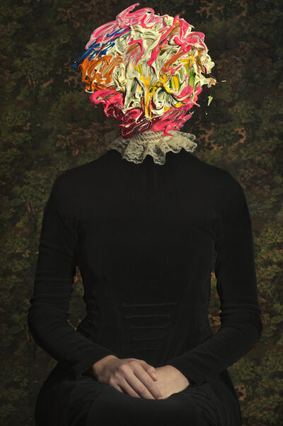 Romina Ressia, 'Faceless', 2014
