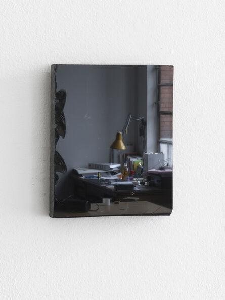 Johannes Wald, 'stade du miroir,', 2017