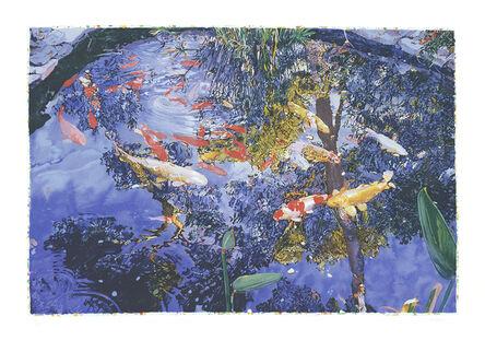 Joseph Raffael, 'Pond with Goldfish', 2004