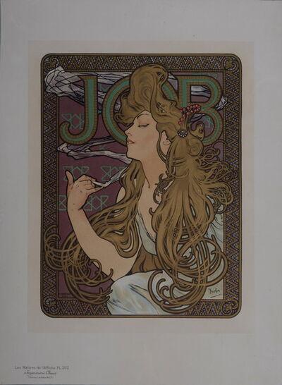 Alphonse Mucha, 'Job', 1899