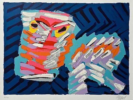 Karel Appel, 'Sad Cat', 1980