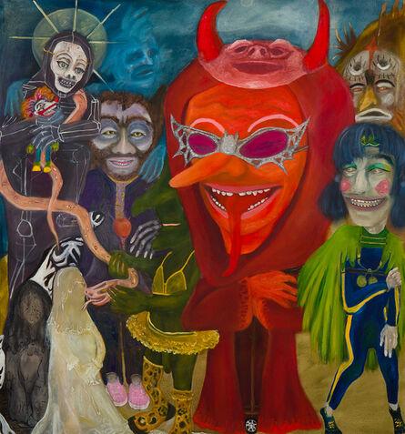 Lydia Maria Pfeffer, 'Circus of Life', 2020