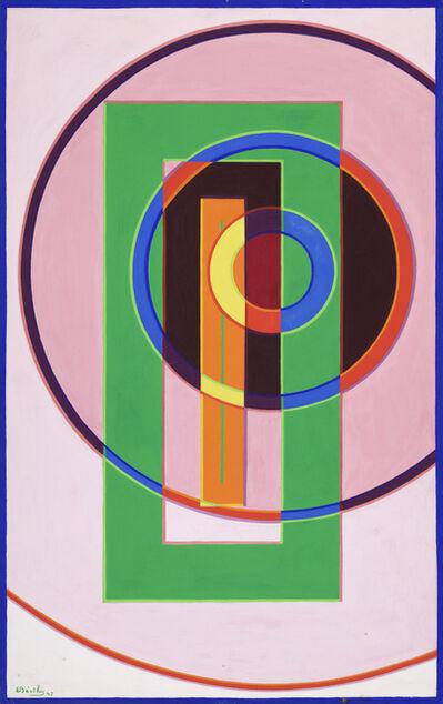 Etienne Beöthy, 'Composition', 1947