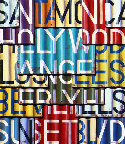 Ross Tamlin, 'Santa Monica', 2021
