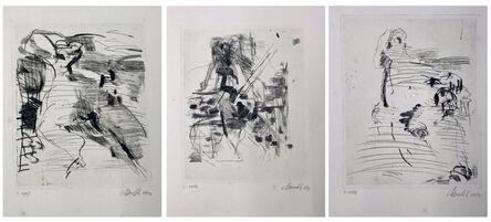 Georg Baselitz, 'Triptychon', 1959/73