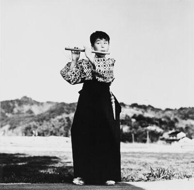 Shoji Ueda, 'Japan, dalla serie 'Petite Biographie'', 1977