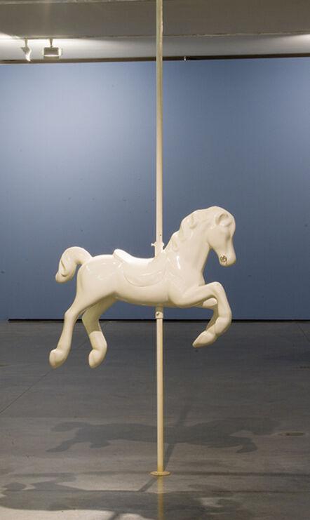 Sandra Cinto, 'Cavalo branco', 1998