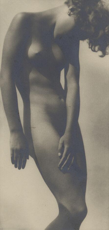 Rudolf Koppitz, 'Nude Study', Austria 1928