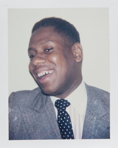 Andy Warhol, 'Polaroid Photograph of Andre Leon Talley', 1984