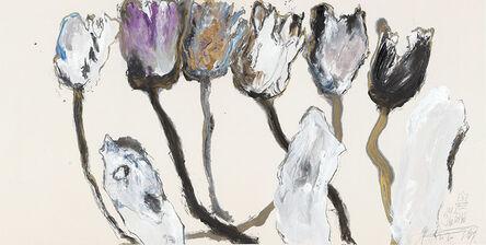 Wei Ligang 魏立刚, 'White Stones', 2020