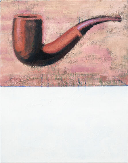 Jochen Plogsties, '26_14 (Ceci n'est pas une pipe)', 2014