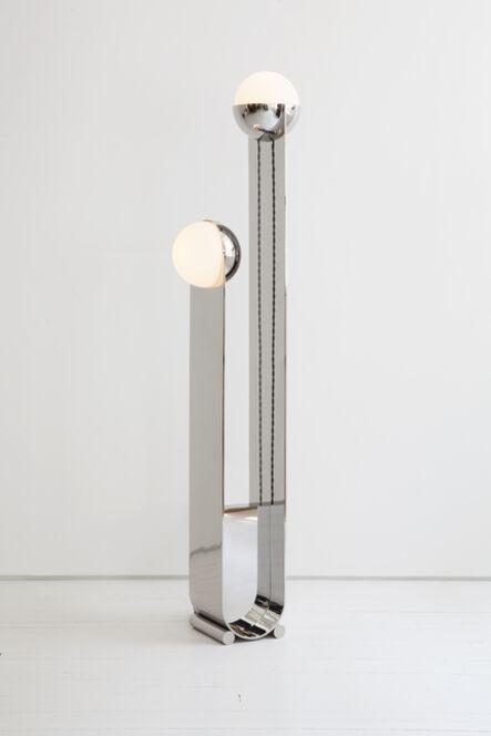 Egg Collective, 'Pete & Nora Floor Lamp', Contemporary