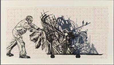 Swoon, 'Street Sweeper', 2008