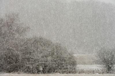 Sarah Van Ouwerkerk, 'Snowstorm', 2014 Sullivan County-NY