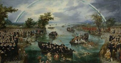 Adriaen Pietersz van de Venne, 'Fishing for Souls', 1614