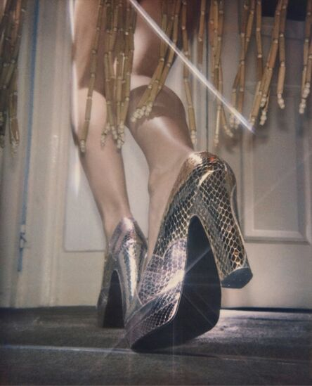 Emma Summerton, 'TdH, Giant Shoe', 2004