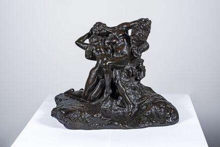 """Auguste Rodin, 'L'éternel printemps, second état, 4ème réduction, dite aussi """"no.2', 1894"""