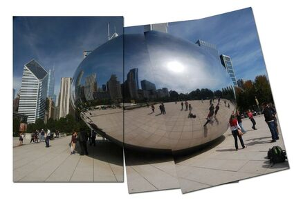 Nicholas Christopher, 'The Bean', 2012