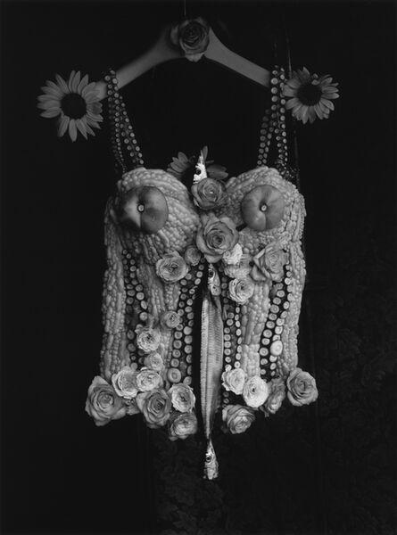 Michiko Kon (今 道子), 'White Goya, Octopus and Lingerie (苦瓜,章鱼和内衣)', 2009