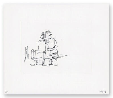 Frank Gehry, 'House Study Detail C', 2016