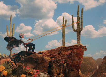 Javier Piñón, 'The Wild Blue Yonder', 2009