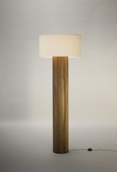 Tinatin Kilaberidze, 'FLOOR LAMP in Walnut by Tinatin Kilaberidze', 2016
