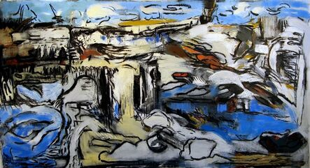 Iris Osterman, 'River's End', 2019