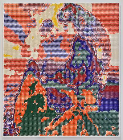 Simon Ingram, 'Stonewall Alp Cliff', 2020