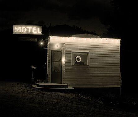 Steve Fitch, 'Motel, Highway 85, Deadwood, South Dakota', 1972
