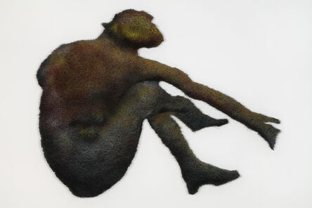 Richard Artschwager, 'Dame Sitzend (Seated Lady)', 1999