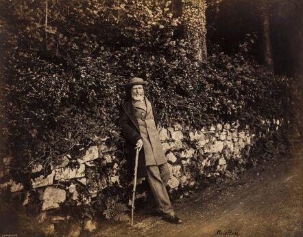T.A. & J. Green, 'John Ruskin, Brantwood', 1880s