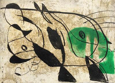 Joan Miró, 'La Commedia dell' Arte IV (D. 1109)', 1979