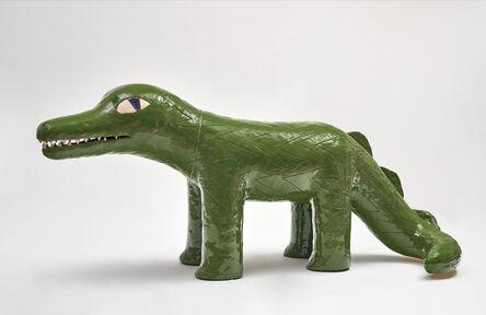 Clémentine de Chabaneix, 'Crocodile bench', 2020