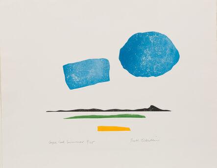 Ruth Eckstein, 'Cape Cod Summer'