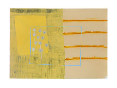 Holly Tempo, 'Yellow Abatement', 2015