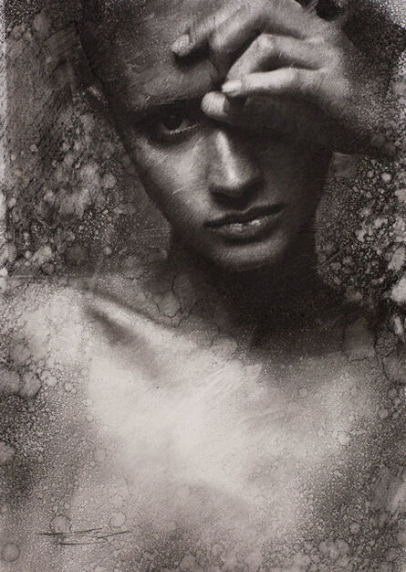 Casey Baugh, 'Two Hundred Words', 2017