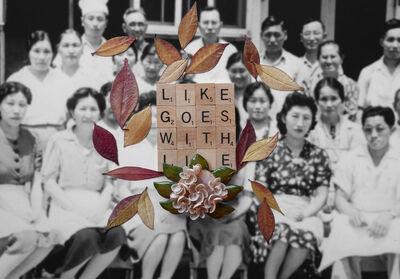 Jerry Takigawa, 'Like Goes With Like', 2019